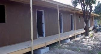 HOPITAL DE 300 Lits et ZONE HABITATION 45 lits pour M.S.F. Haïti