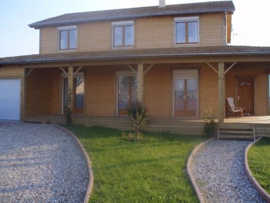 Maison Individuelle ST Hilaire le Chatel Orne France 2007.jpg
