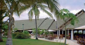 HÔTEL NOVOTEL CORALIA Isla de La Réunion Año : 2001