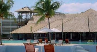 HÔTEL LA PLANTATION Isla de Maurice Año : 2004
