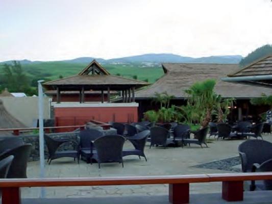 HÔTEL GRAND ANSE La Réunion  2006