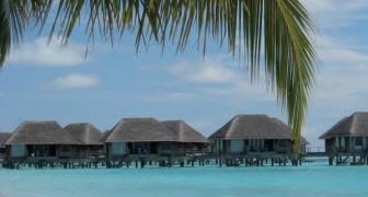 HÔTEL CLUB MED MALDIVES 2004
