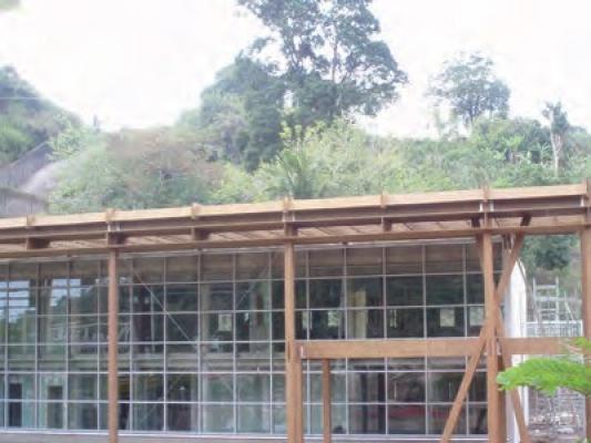 Siège social EDF Mayotte 2008